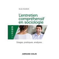 Armand Colin - l'entretien compréhensif