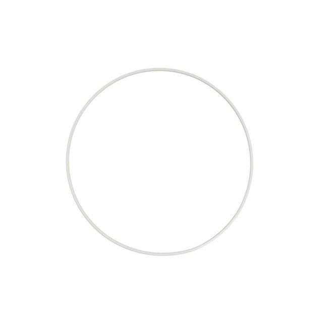 Graine Cr/éative Armature Abat-Jour Cercle cuivr/é Diam/ètre 40 cm