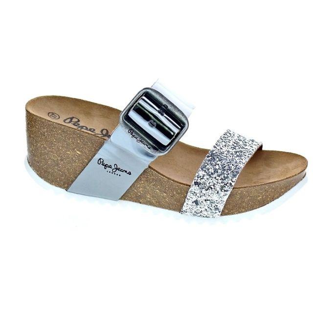 Pepe Tyron Sandales Cher Jeans Femme Modele Chaussures Plum Pas jL5Sc3R4Aq