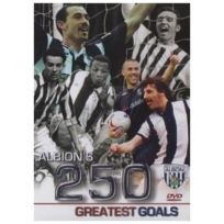 Pdi Media - West Bromwich Albion Fc - 250 Greatest Goals IMPORT Anglais, IMPORT Dvd - Edition simple