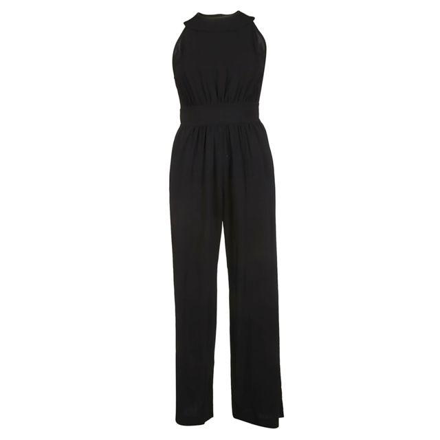 Suoli Femme S2917006003 Noir Coton Robe