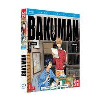 Unknown - Bakuman - Coffret 1/2 Saison 1 Blu-Ray