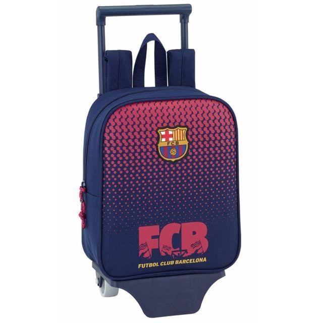 Fc Barcelone - Sac à roulettes Nation 28 Cm maternelle Haut de Gamme -  Cartable Fcb - pas cher Achat   Vente Cartables, sacs à dos maternelle - ... 86584bcca5f4