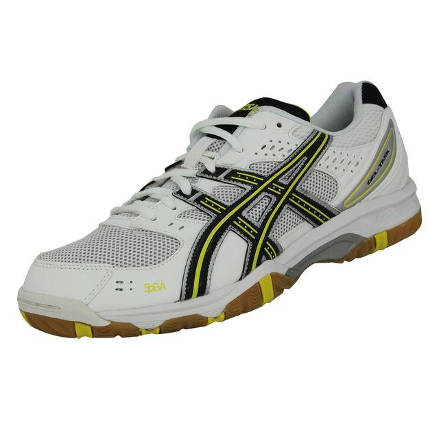 b727f630298256 Asics - Gel Task Chaussures Running Homme Blanc Noir - pas cher Achat    Vente Chaussures running - RueDuCommerce