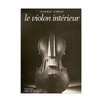 Van De Velde - Le Violon intérieur