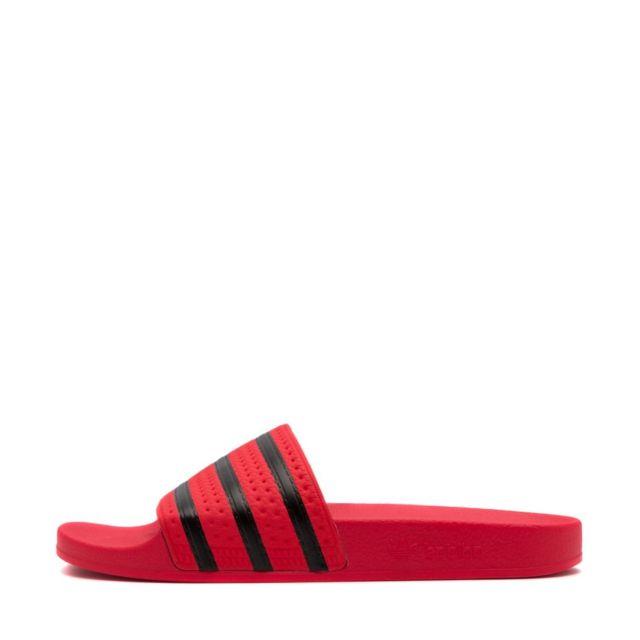 adidas adilette rouge