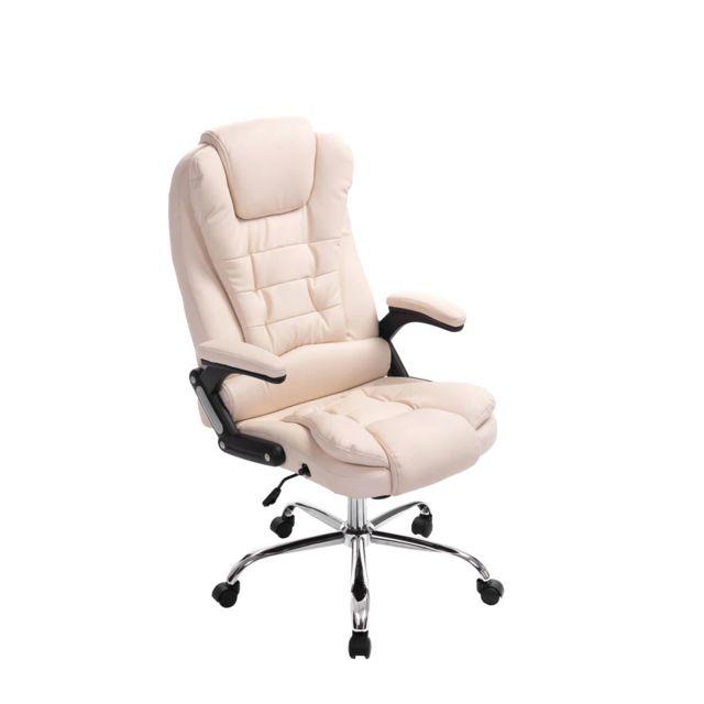Chic chaise de bureau, fauteuil de bureau Yaren pas cher
