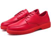 Cuir Chaussure Catalogue Homme 2019rueducommerce Rouge En CQrBExdoeW