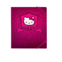 Hello Kitty - Chemise à élastique A4 Pink
