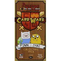 Cryptozoic Entertainment - 330350 - Jeu De Cartes - Adventure Time Wars - Finn Vs Jake