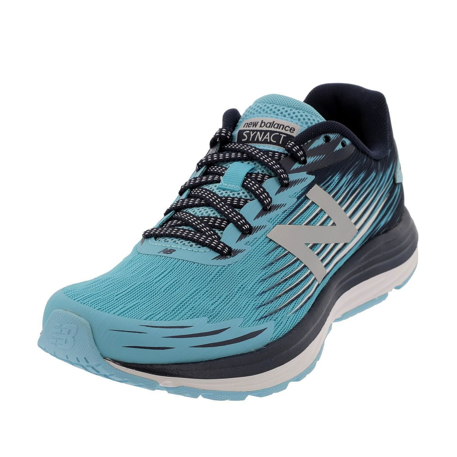 New Balance - Chaussures running Synact w ruuning pro Bleu 38915 - pas cher Achat / Vente Chaussures running