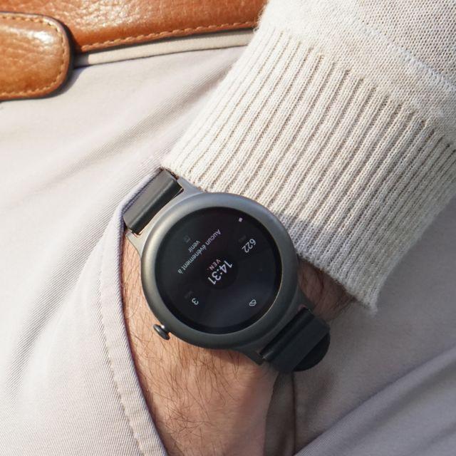 LG - Watch Style W270 - Noir