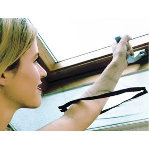 Avosdim toile moustiquaire zipp e pour fen tre de toit - Moustiquaire fenetre de toit pas cher ...