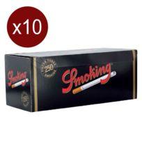 Smoking - Lot De 10 Btes De 250 Tubes Vides Deluxe