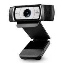 LOGITECH - HD Webcam - HD 1080p
