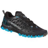 cheap for discount fde94 04cf1 La Sportiva - Bushido 2 Noire Et Bleue chaussure de trail