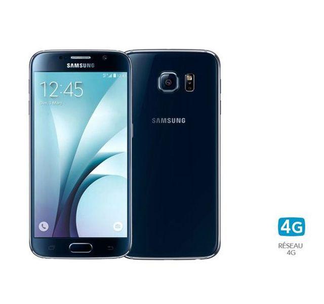 Samsung - Galaxy S6 G920F - 32 Go - Noir
