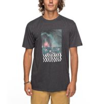 Quiksilver - Tee-shirt à manches courtes Shadow Triple Treat