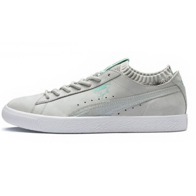 puma basket sock lo diamond