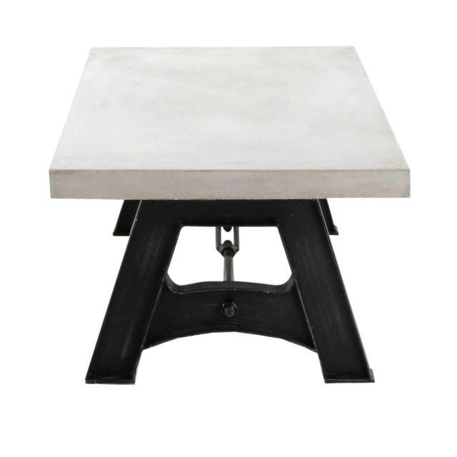 ZAGO Table basse 120 cm Graphik