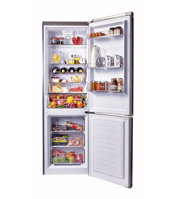 CANDY Réfrigérateur CKCS6186IXV1