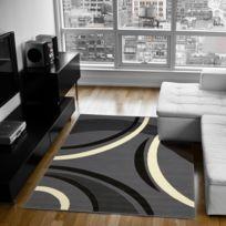 DEZENCO - Tapis de Salon Moderne Design BC JOYLE
