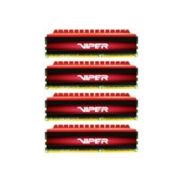 Patriot - Extreme Performance Viper 4 Series - Ddr4 - 32 Gb : 4 x 8 Gb - Dimm 288-PIN - 3000 Mhz / Pc4-24000 - Cl16