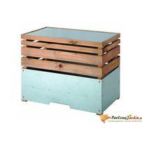 Jardipolys - Bac à compost en bois Lign Z 200L