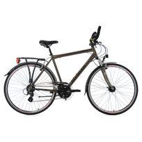 Ks Cycling - Vtc homme 28'' Norfolk multiposition bronze Tc 53 cm