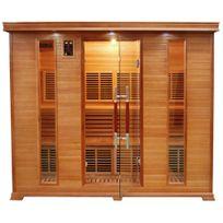 France Sauna - Sauna infrarouge luxe 5