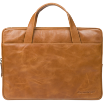 be00590d87 Alpexe - Sacoche en cuir noir Dbramante1928 pour Pc ou MacBook 13 ...