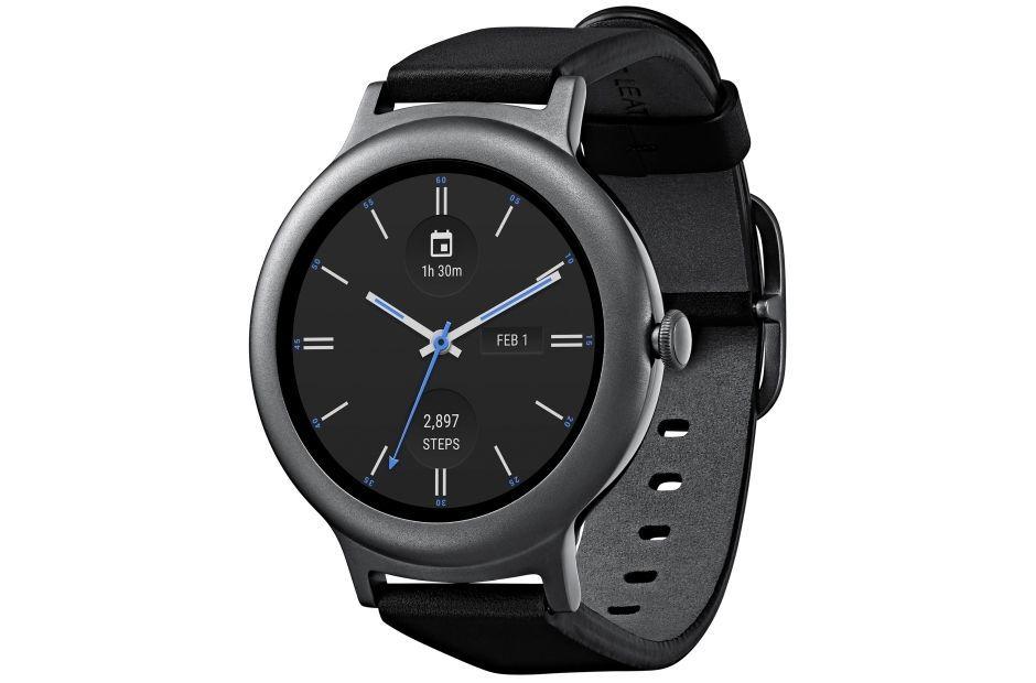 Watch Style W270 - Noir