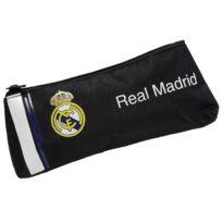 Real Madrid - Trousse plate Black 23 Cm