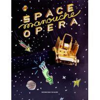 Editions Flblb - Space manouche opéra