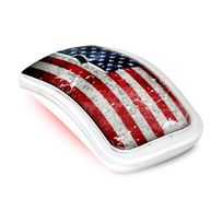 ADVANCE - TRENDY Mouse Design US flag