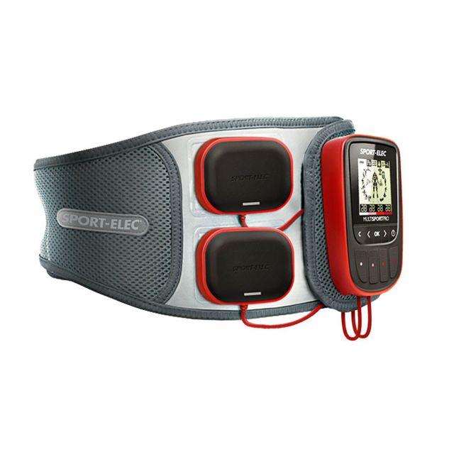 553888f50f35e7 Sportelec - Multisport pro pack ceinture abdo deluxe Sport-Elec  Electrostimulation