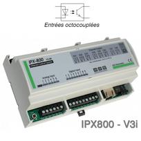 Gce Electronics - Carte relais Webserver Ipx800 V3i - entrées optoisolées