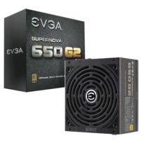 EVGA - Alimentation 100% modulaire SuperNOVA 650 G2 - 650W - 80+ Gold
