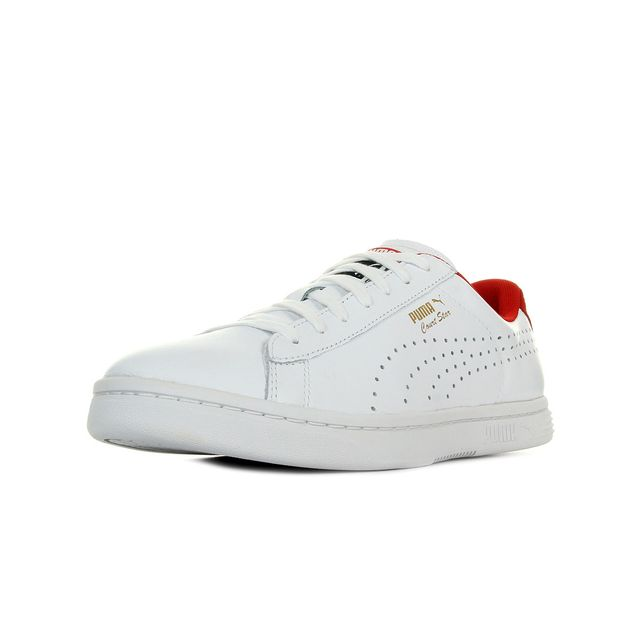 9534d92ca84 Puma - Court Star Crafted - pas cher Achat   Vente Baskets homme ...