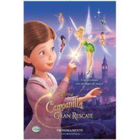 The Walt Disney Company Iberia S.L - Campanilla Y El Gran Rescate IMPORT Espagnol, IMPORT Dvd - Edition simple
