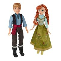 Disney Princesses - Anna & Kristoff - Pack de 2