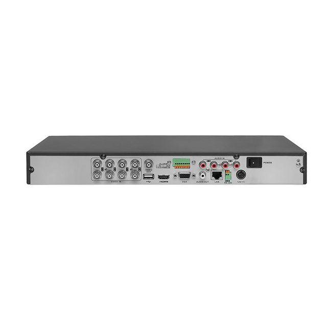 HIKVISION - DS-7208HUHI-F2/N - Enregistreur Turbo HD 5MP/3MP 8 caméras