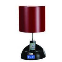 Mecer - Lampe de chevet iphone 4 Rouge