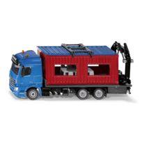Siku - 3556 Miniatures 1:50 - Camion avec portacabine