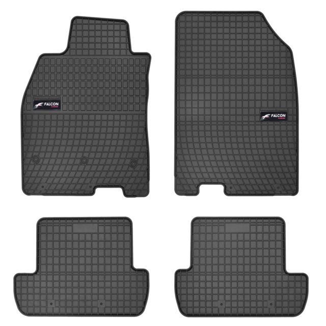 dbs tapis voiture auto caoutchouc sur mesure pour renault megane 3 de 11 2008 12 2016. Black Bedroom Furniture Sets. Home Design Ideas
