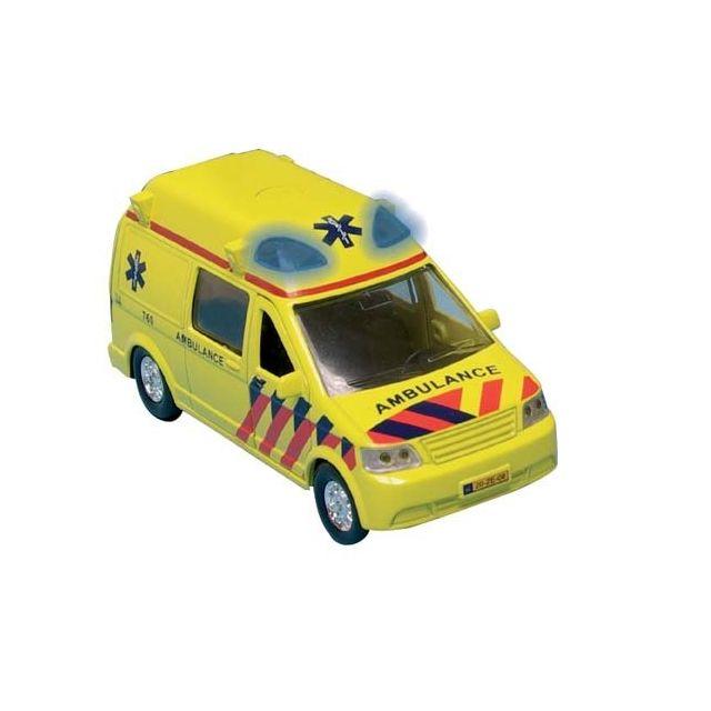 Jouet Ambulance RetrofrictionSon Vente Achat Cher Pas PkTXuwZiO