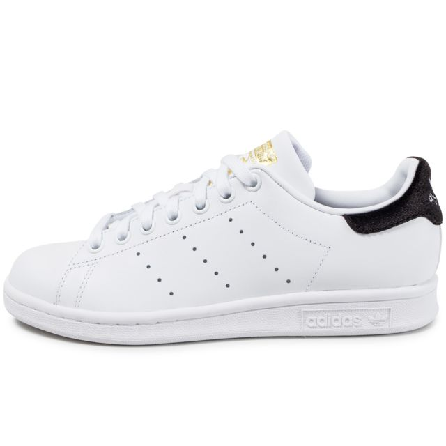 Adidas originals - Stan Smith Junior Blanche Et Noire