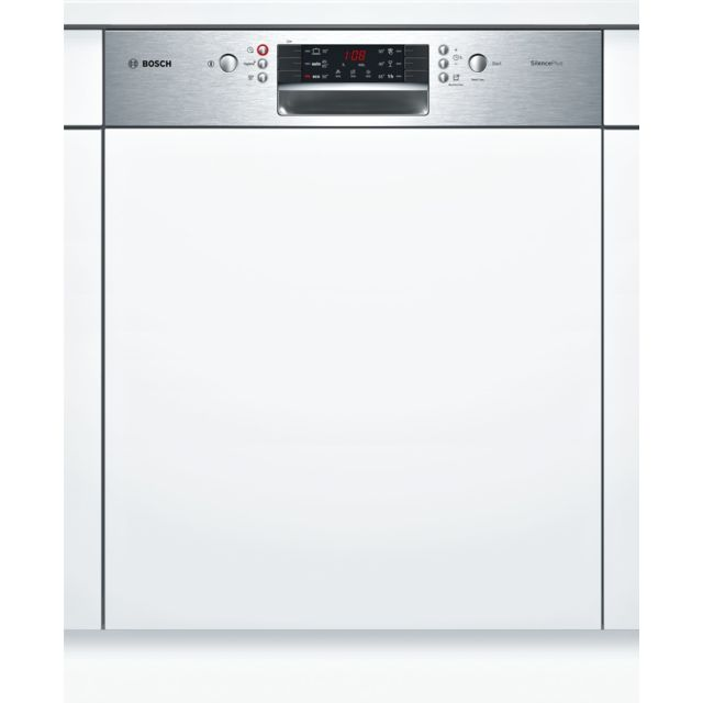 Bosch Lave-vaisselle SilencePlus - SMI46AS01E - Blanc