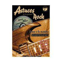Coup De Pouce - Astuces de la Guitare Rock Tab Cd