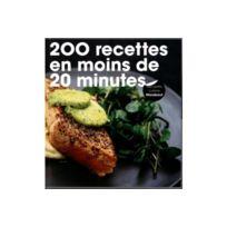 Marabout - Livre 200 recettes en moins de